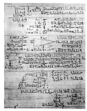 Rhindov papyrus