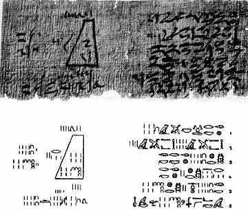 Moskovský papyrus
