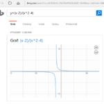 Aj vyhľadávač Bing.com rieši rovnice a kreslí grafy funkcií